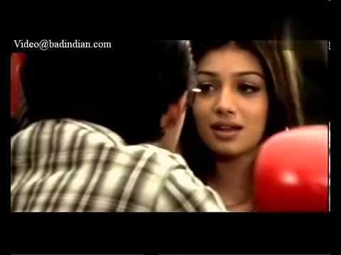 Ayesha Takia Hot Kiss Scene Video