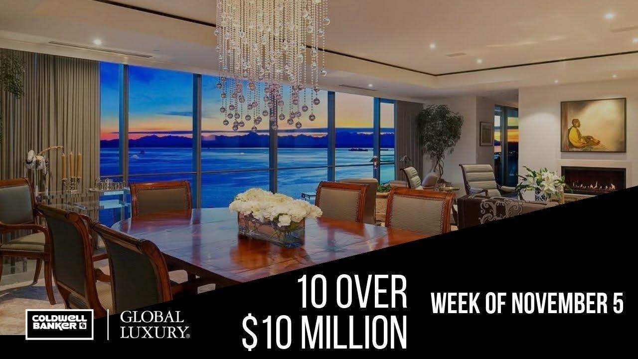 10 Over $10 Million - Week of November 5