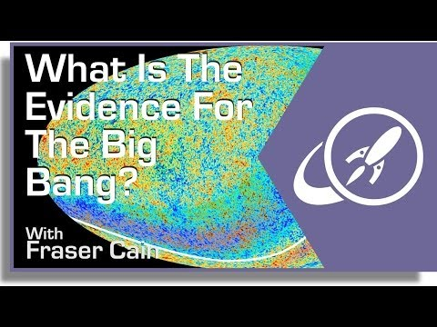 What Is The Evidence For The Big Bang?