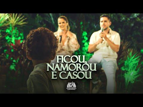 Ficou Namorou E Casou Maria Cecilia E Rodolfo Letra Da Musica
