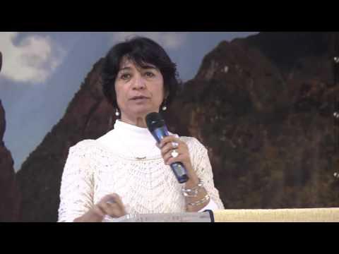 Conferência Missionária com a Bispa Marisa de Freitas Ferreira no 20CG
