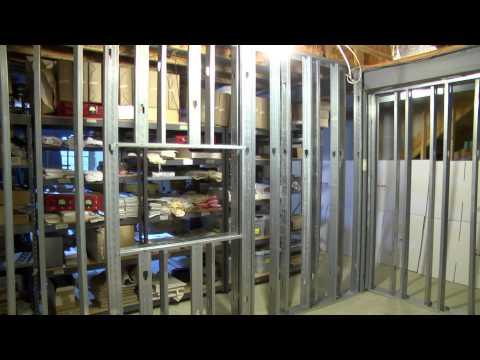 Building a Recording Control room