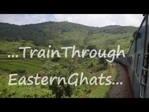 Train Through Eastern Ghats | trailer