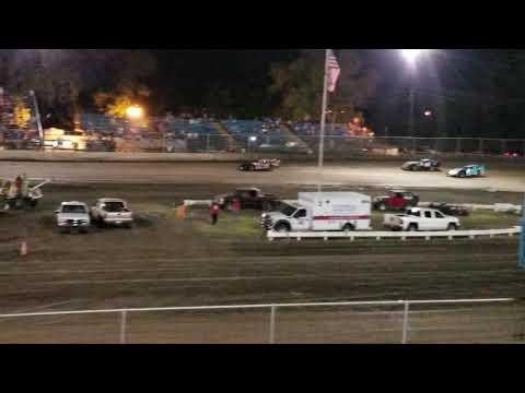 Tj Hughes #19jr Late Model Feature Riverside International Speedway 09/28/19