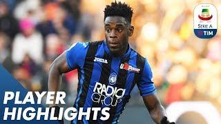 Duván Zapata v Udinese   Player Highlights   Serie A
