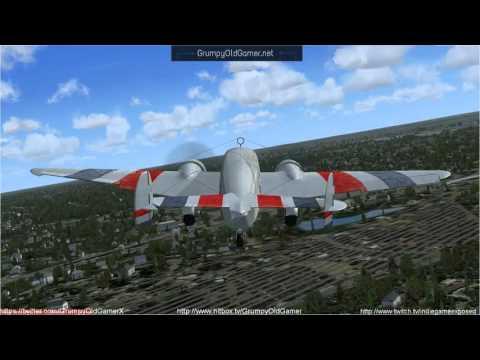 FSX: Steam Edition - Around The World In 80 Flights Add-On EP00 Prelude Flint to Washington DC