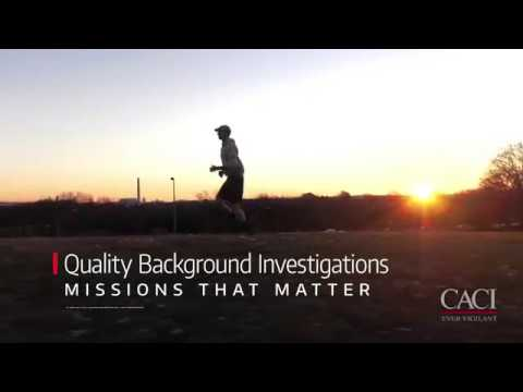 Background Investigator Opportunities