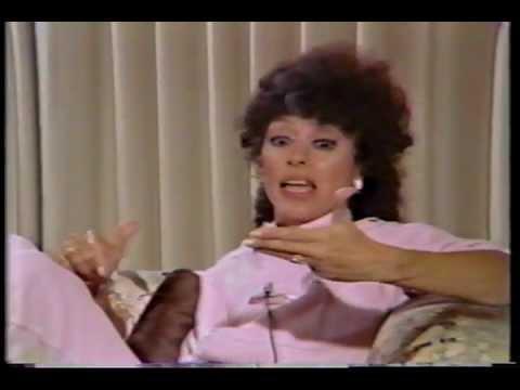 RITA MORENO   1981 INTERVIEW