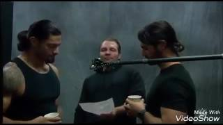 THE SHIELD ENTRANCE SONG