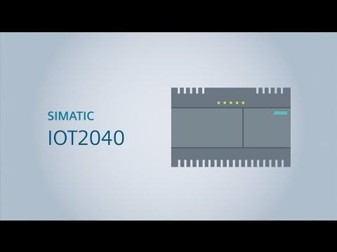 IOT2040: Intelligent Gateway