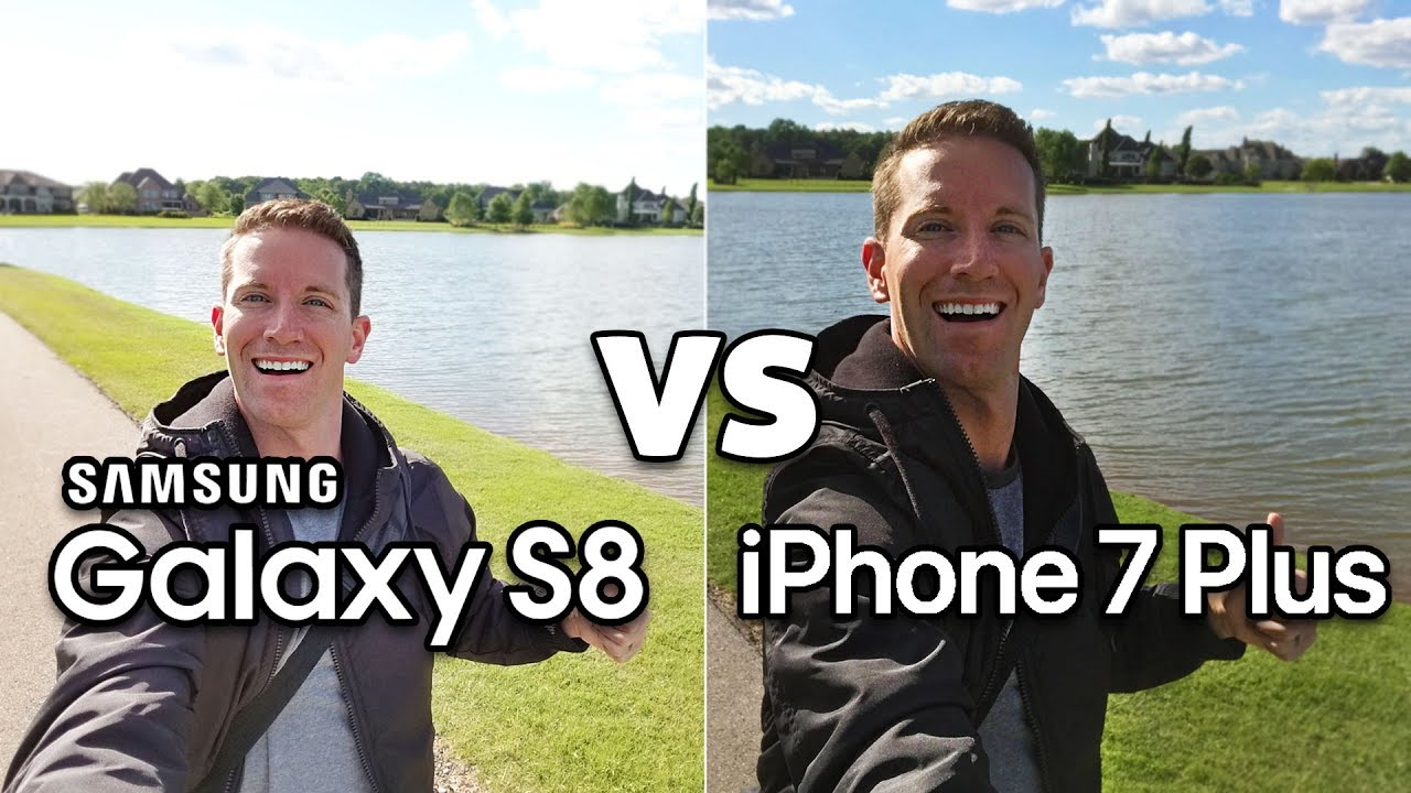 galaxy s8 vs iphone 7 plus camera test comparison 4k youtube. Black Bedroom Furniture Sets. Home Design Ideas