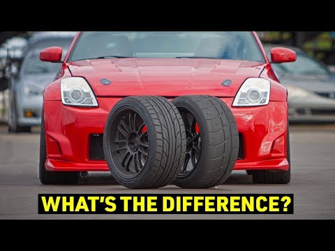 STREET VS TRACK Tires (How To Choose The Right One)