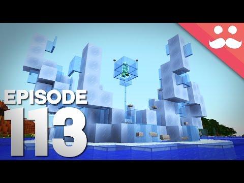 Hermitcraft 4: Episode 113 - Charged Creeper Shrine!