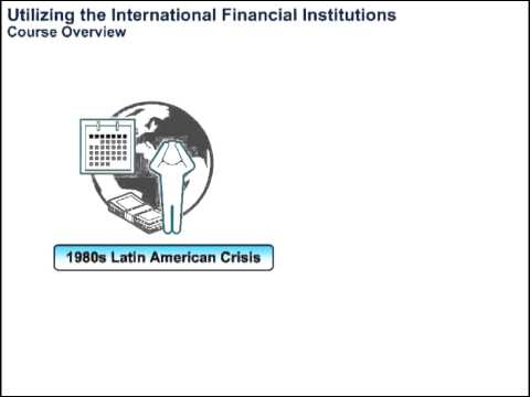 Utilizing the International Financial Institutions