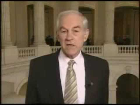 """Ron Paul on Bloomberg """"I see no Purpose for the Federal Reserve..."""" 03-17-09"""