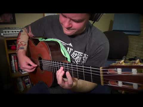 6-more-metallica-ballads-on-classical-guitar---medley