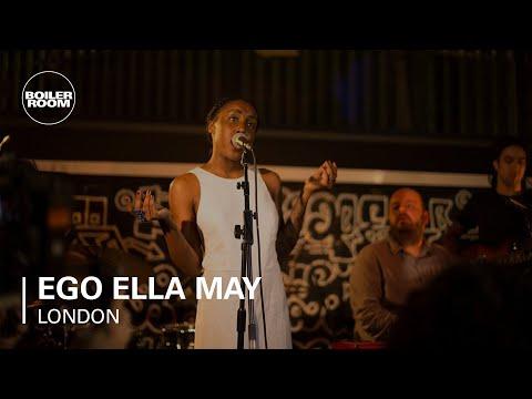 Ego Ella May Boiler Room London Live Set