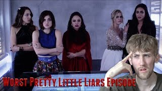 Reacting to the WORST Pretty Little Liars Episode -  Season 6 Episode 10 'Game Over, Charles'