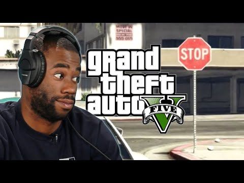 Thumbnail: We Try Playing Grand Theft Auto 5 Without Breaking Any Laws