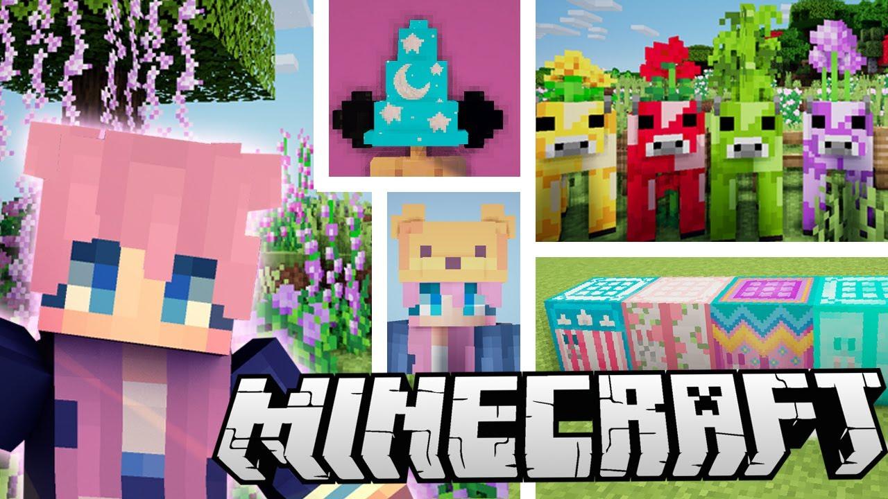 Top 10 Cute Minecraft Mods YouTube