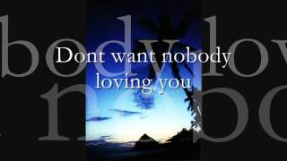 I Dont Want To Be Lonely (with lyrics), Az Yet [HD]