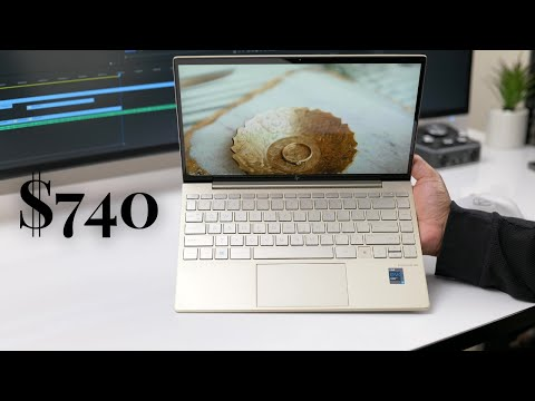 HP Envy 13 2021 Review - Budget Laptop under $1000 Competing with Apple M1 MacBook