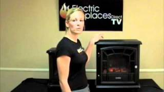 Comparison Of Duraflame Freestanding Electric Stove Dfs-450 And Dfs-550