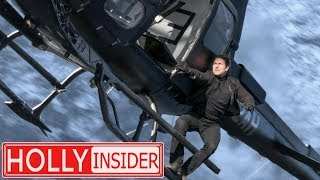 Tom Cruise to do most difficult stunts in Mission Impossible -  Fallout