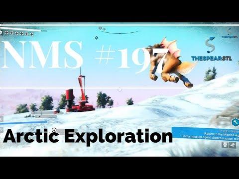 No Man's Sky #197 – Arctic Exploration