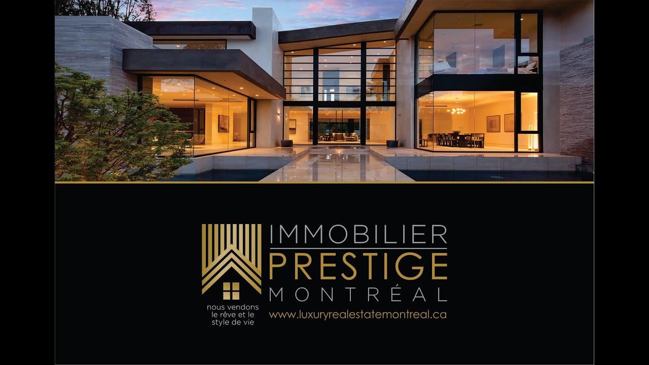 immobilier de prestige montreal