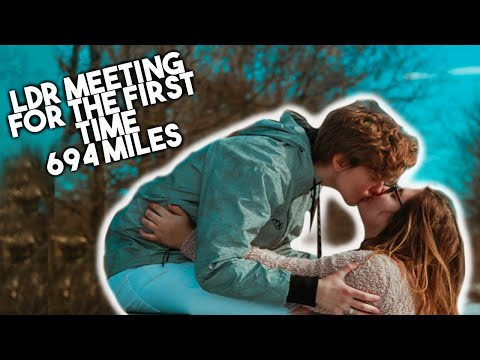 LDR Meeting For The First Time, 694 Heart Miles
