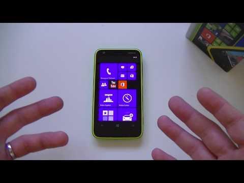 Test du Nokia Lumia 620   par Top-For-Phone.fr