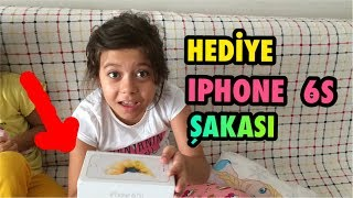 TUANAYA IPHONE 6S ŞAKASI !!