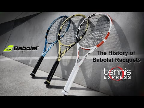 Babolat Tennis Racquets - '94 to Now | Tennis Express