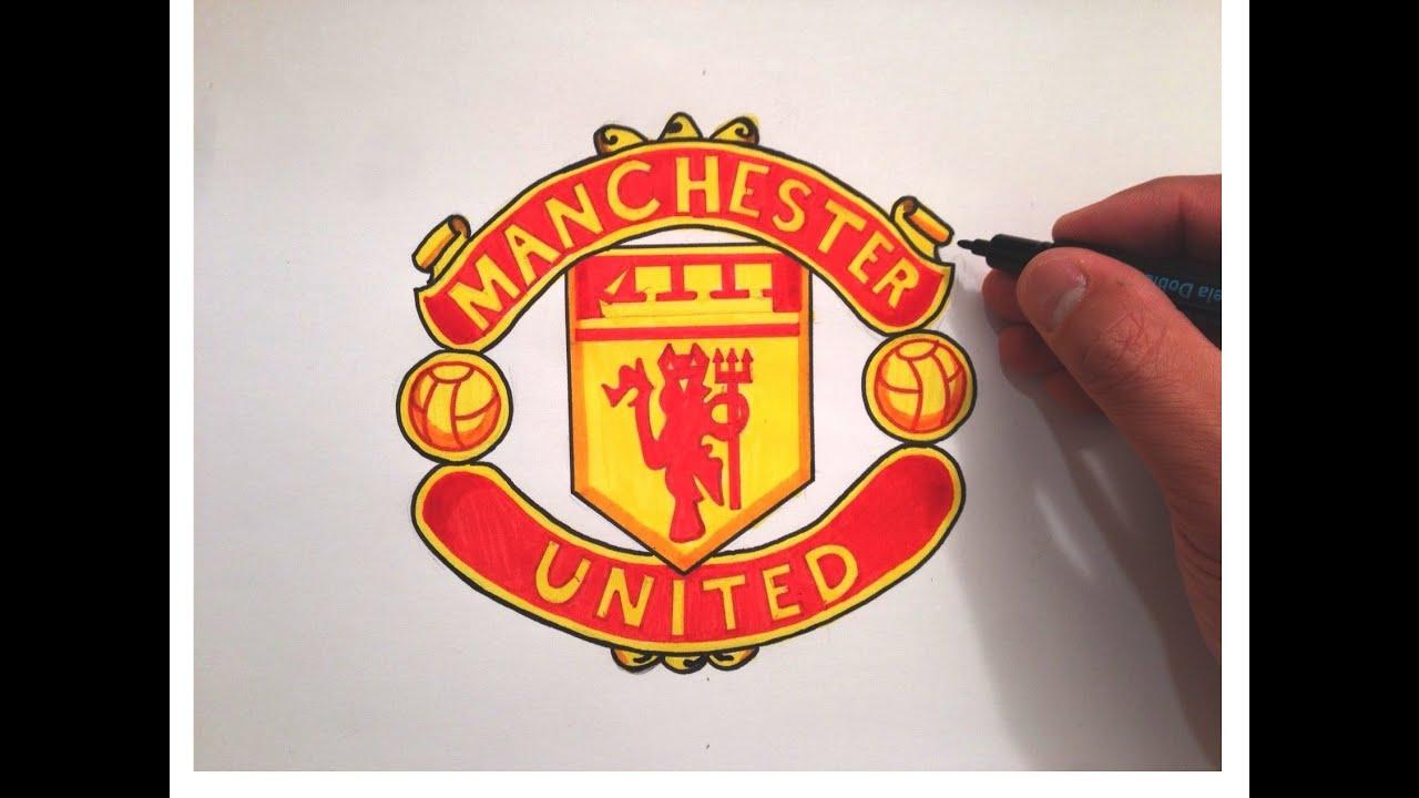 Manchester united logo design