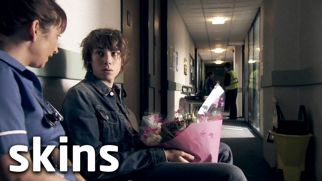Rich Stops By The Hospital | Skins