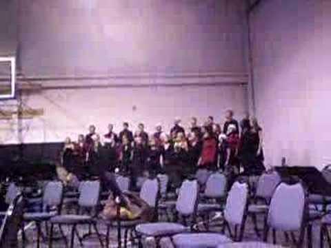 James Irwin Charter High School Choir Christmas Concert 2007