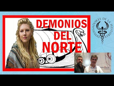 los-demonios-del-norte:-expediciones-vikingas-por-carlos-canales-y-miguel-del-rey
