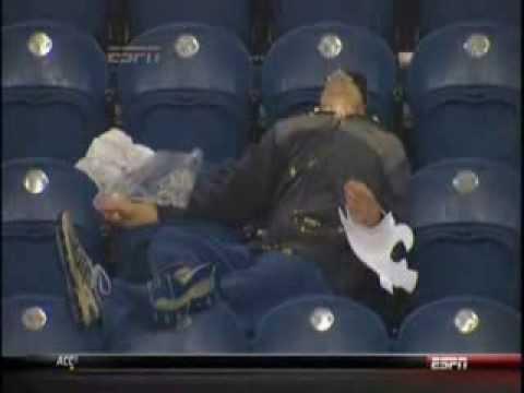 Cort Webber - Game Day wants the Wassu Popcorn Guy back on TV