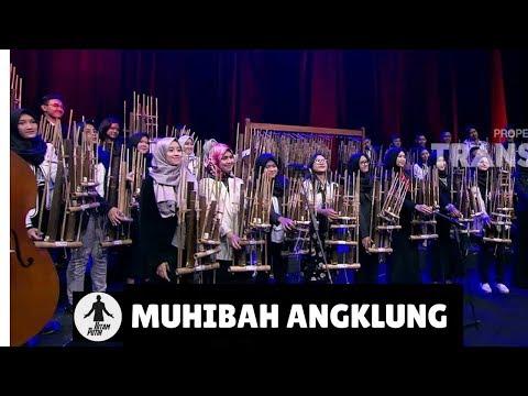 MUHIBAH ANGKLUNG | HITAM PUTIH   (05/01/18) 1-4