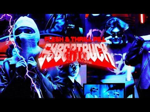 FLESH feat. THRILL PILL - CYBERTRUCK (Премьера клипа 2020)