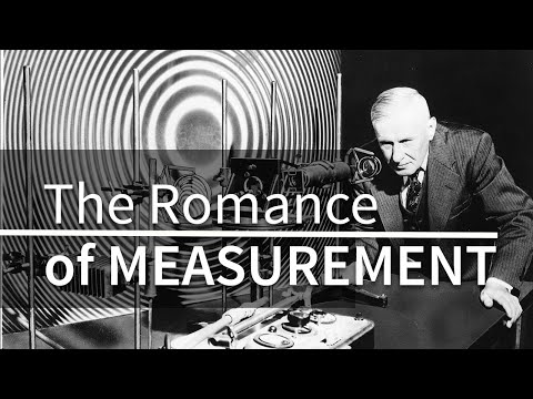 The Romance of Precision Measurement