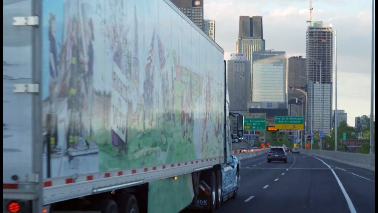 Drugie pod względem wielkości miasto w Kanadzie! #Ciężarówką_przez_Stany