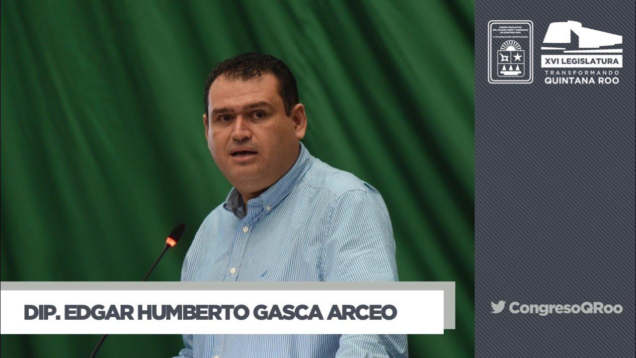 Intervención del Dip. Edgar Humberto Gasca Arceo. MORENA (21/Mayo ...