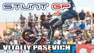 Vetal Pasevich - Belarus - StuntGP 2014