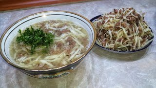 вы тоже захотите приготовить это узбекское блюдо.Норин