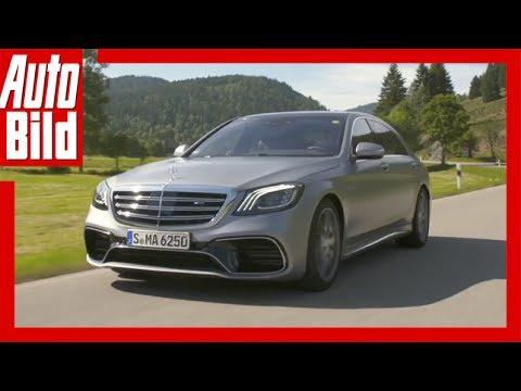 Mercedes-Benz S500 / Mercedes-AMG S 63 (2017) / Fahrbericht / Review / Details / Preise