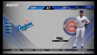 NL CENTRAL JERSEYS (MLB 18 The Show)