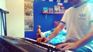 Dario g - Sunchyme piano intro