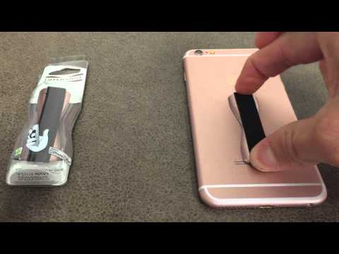 How to Install a LoveHandle Smartphone Grip